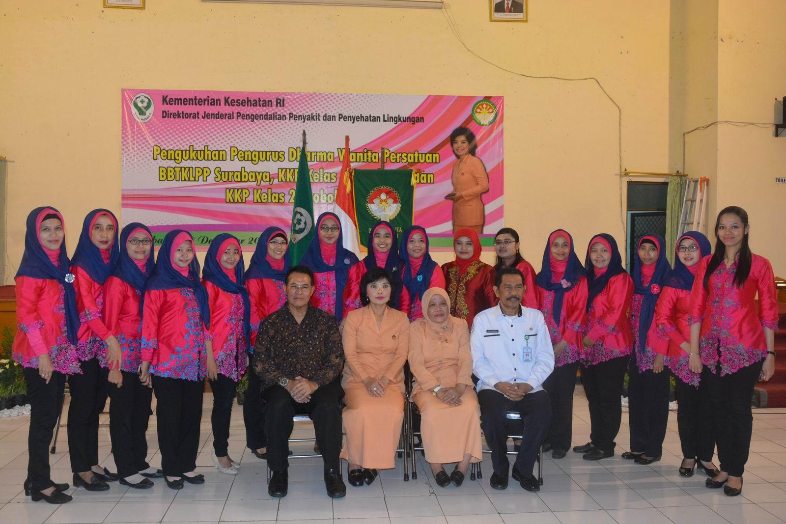 Tim Paduan Suara BBTKLPP Surabaya